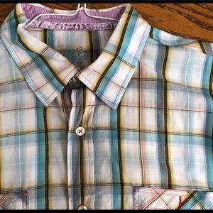 Men's long sleeve  Arnold Zimberg shirt size large